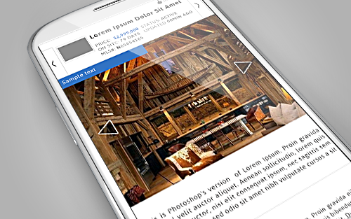 Real Estate – App Template